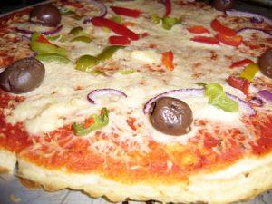 Shambhu's Classic pizza